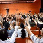 画像:大盛況!チャリティーコンサート